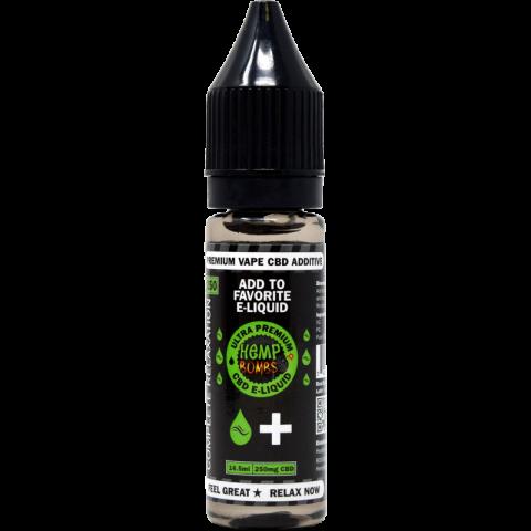 CBD Hemp Bombs E-Liquids Additives 250 mg