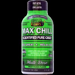 CBD Max Chill Fruit Punch 75 mg