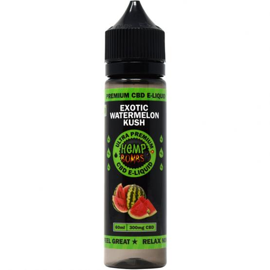 CBD E-Liquid Watermelon 300 mg