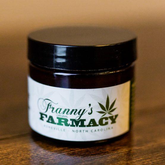 CBD Frannys Healing Salve-Side