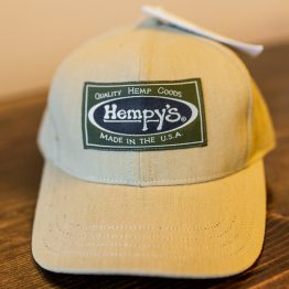 Hempys Baseball Cap-Natural