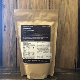 Hemp Seed Coffee Back