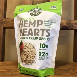 Hemp Hearts Shelled Seeds