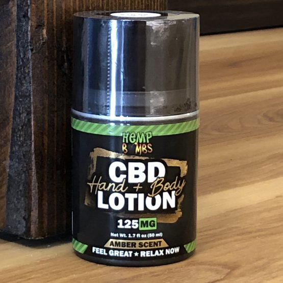 CBD Topical Lotion