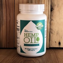Hemp Oil Gel
